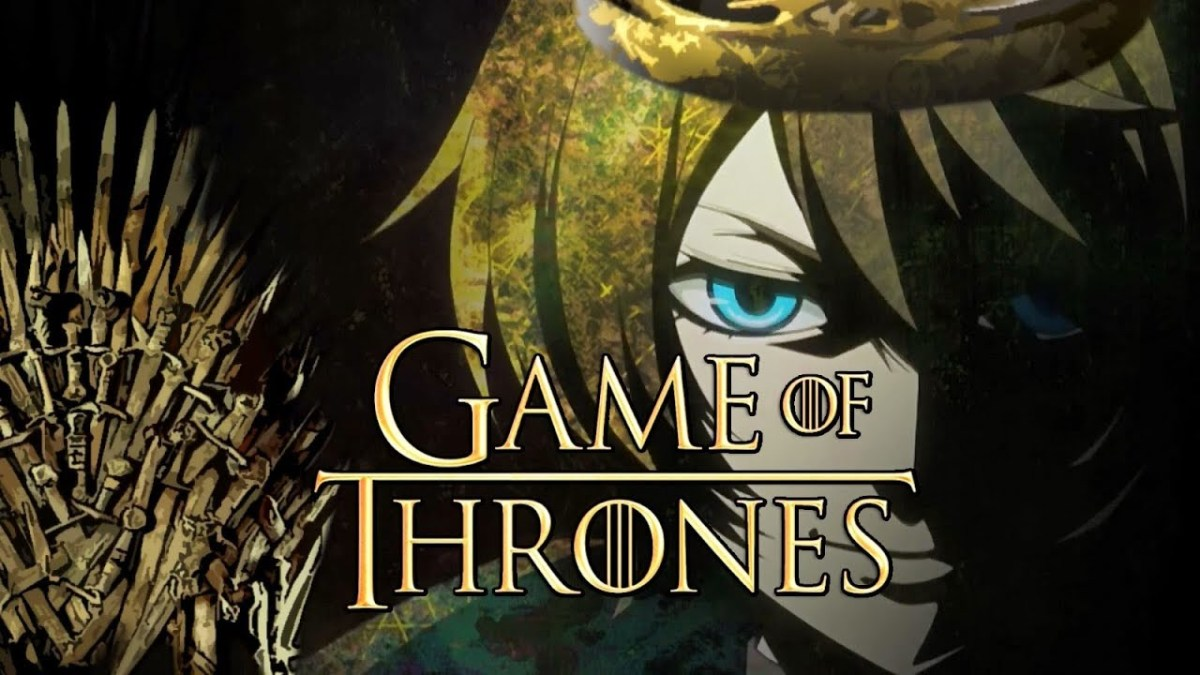 Mira el openning de Game of Thrones versión anime