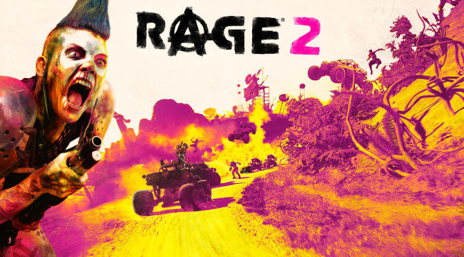 RAGE 2 | Everything Vs. Me Trailer