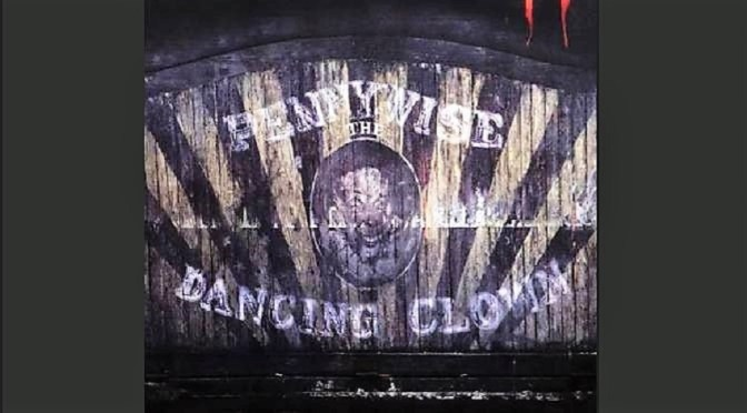Special Window Box Packaging for Pennywise The Dancing Clown!