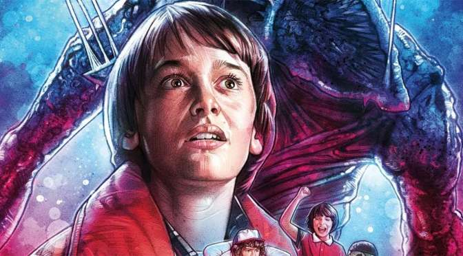 (C506) Reseña: Stranger Things de Panini