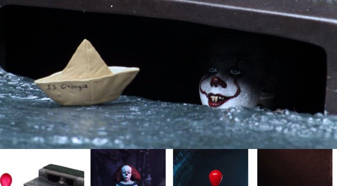 NECA: The IT Movie (2017) Accessory Set is packed up and will be ready to ship