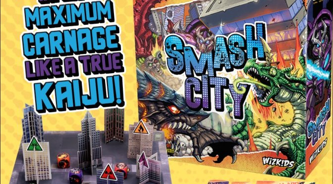 Wizkids: Smash City