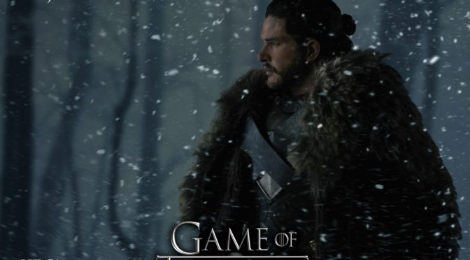 Threezero Announces New John Snow Figure