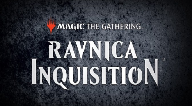 Coming Soon! Magic: The Gathering: Ravnica Inquisition