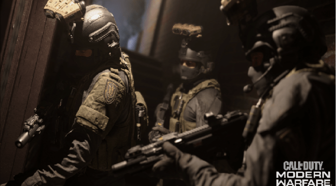 Call of Duty: Modern Warfare se lanza en octubre 25