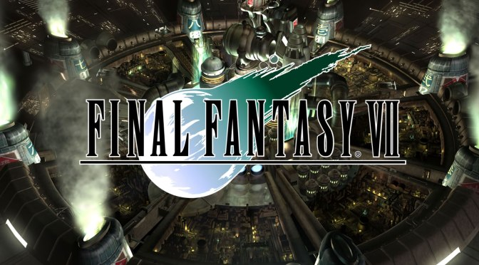 (C506) Final Fantasy VII recibe nueva actualización Nintendo Switch