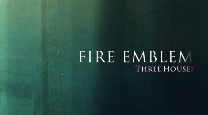 (C506) Rea se presenta en Fire Emblem: Three Houses para Nintendo Switch