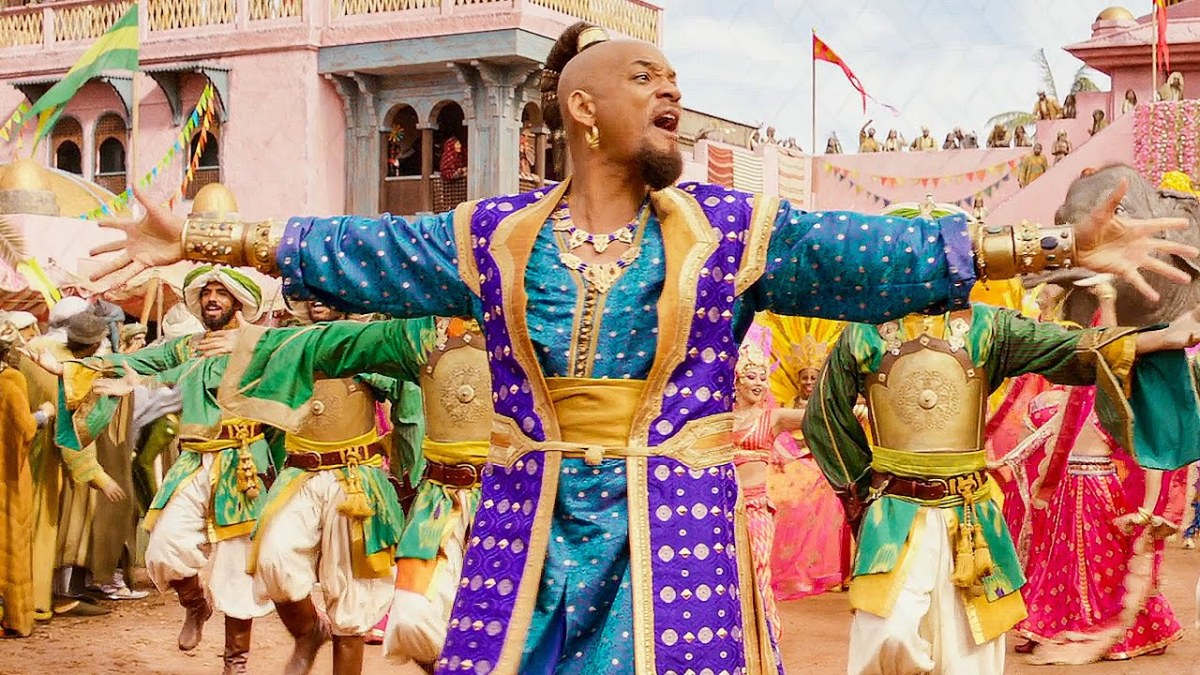 ¡Ven a escuchar a Will Smith interpretar temas de Aladdin!