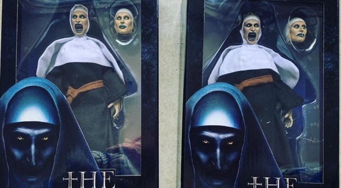 NECA: The Nun (La Monja) Valak ya disponible y es grandiosa