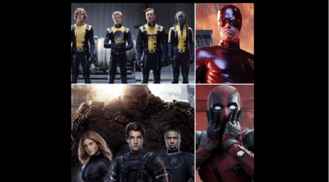 Zack Stentz' Foxverse Marvel Team Up Movie that Never Happened