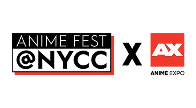 Anime Fest @ NYCC x Anime Expo is back!