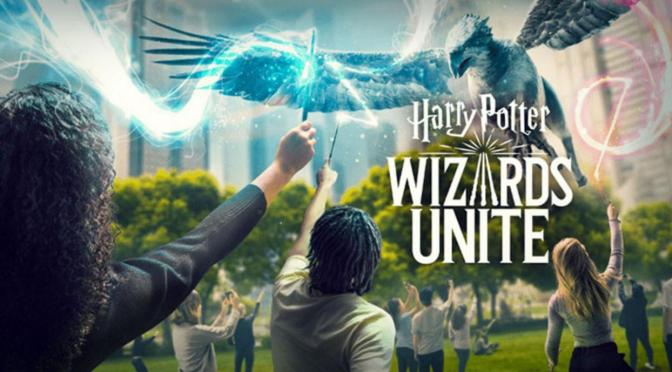 (C506) Harry Potter: Wizards Unite -¿El primer evento?