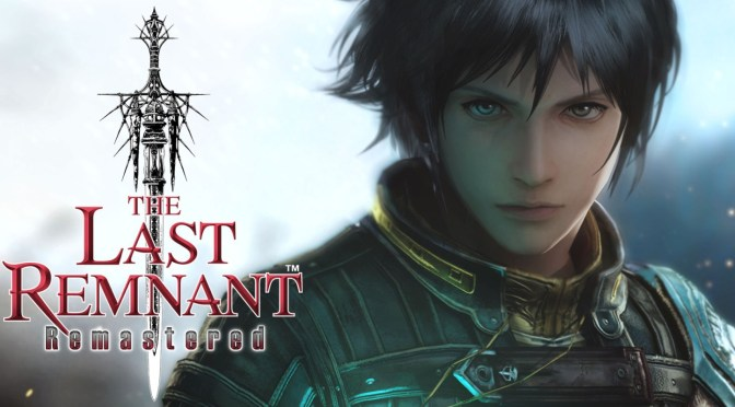 The Last Remnant Remastered ya está disponible para Switch