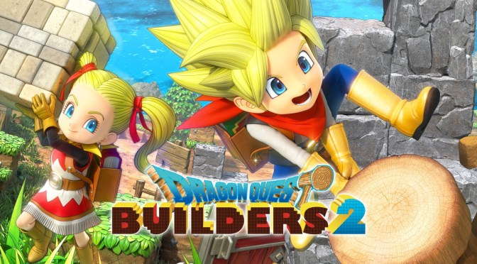 Descarga ya el demo de DRAGON QUEST BUILDERS 2 en PS4