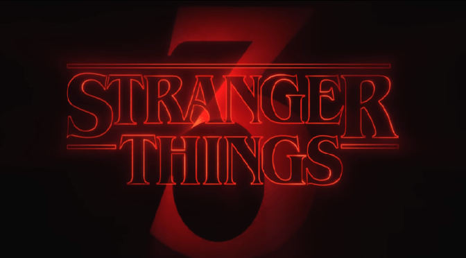Stranger Things revela un ultimo trailer para su tercera temporada