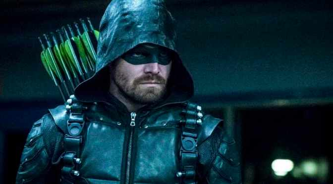 (C506) Arrow: El final de una leyenda
