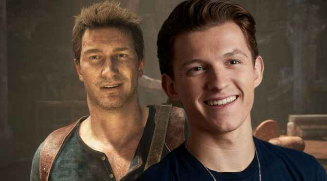 Sony Pictures Costa Rica anuncia Uncharted protagonizada por Tom Holland