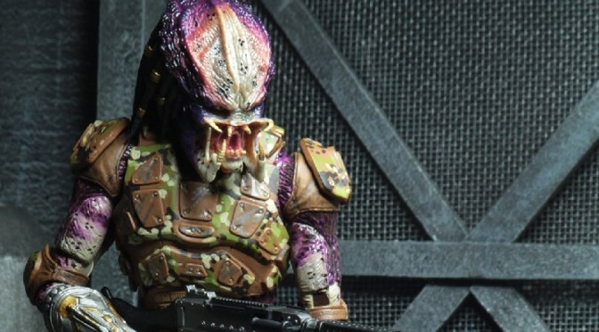 NECA: New In-Stock – The Ultimate Emissary #2 Action Figure