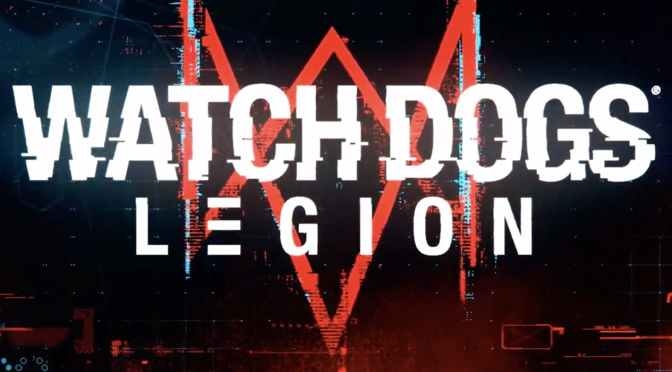 Ubisoft anuncia Watch Dogs Legion
