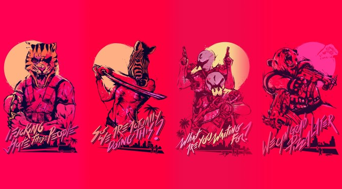 Hotline Miami y varios juegos mas llegan a Xbox Game Pass de PC