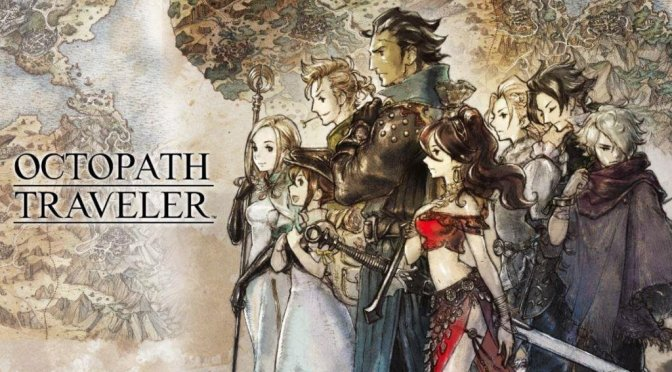 ¡Octopath Traveler ya está disponible para PC!