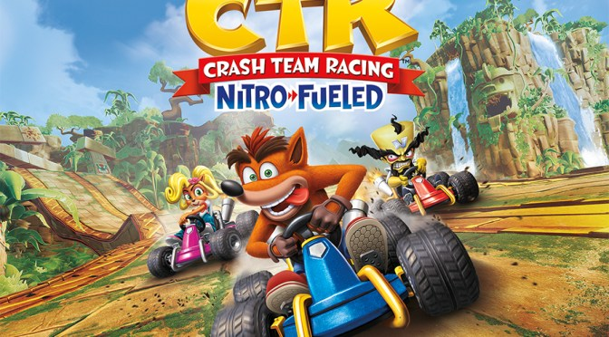 REVIEW | Crash Team Racing Nitro-Fueled: Pisa el acelerador a fondo
