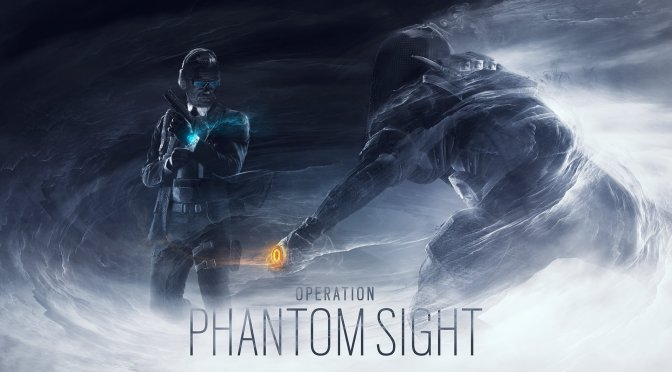 Tom Clancy´s Rainbow Six Siege: «Operación Phantom Sight» estará disponible a partir de mañana