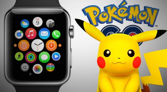 (C506) Pokémon Go dejará de ser compatible con Apple Watch en julio