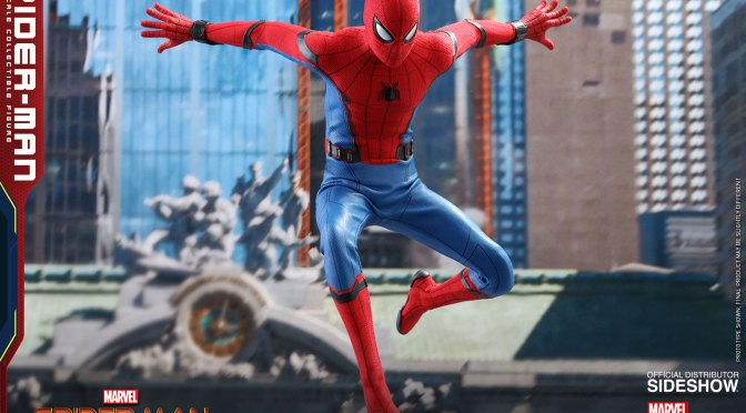 Comprar ahora: Spider-Man ( Movie Promo Edition ) 1/6 Hot Toys Far From Home