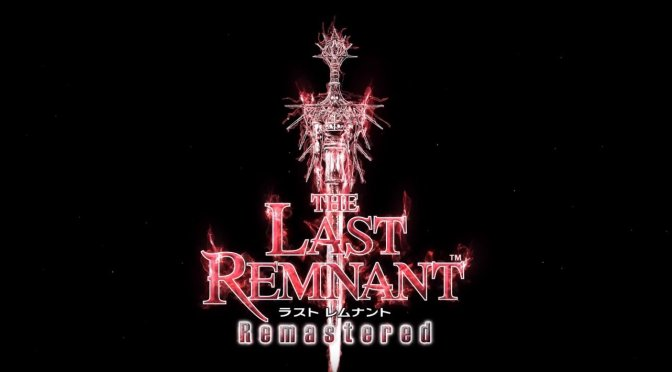 (C506) ¡The Last Remnant ya disponible para Nintendo Switch!