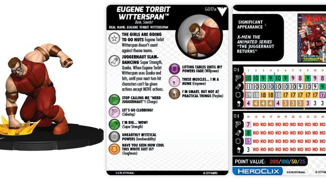 HEROCLIX PREVIEW TIME