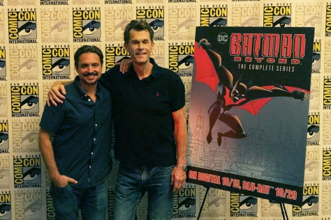 Friedle and Conroy, 20th SDCC Panel