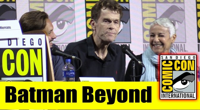 Batman Beyond 20th Anniversary Panel from San Diego Comic Con