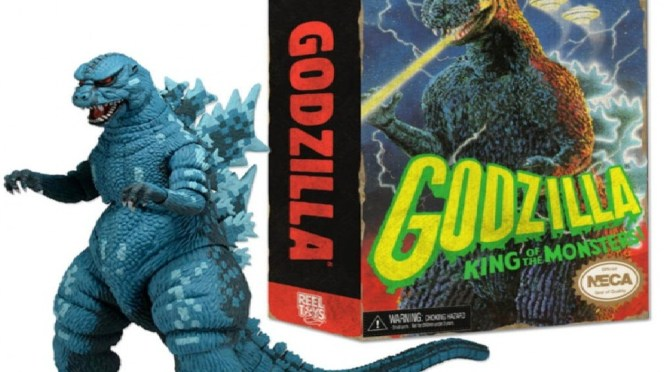 "Godzilla – 12"" Head-to-Tail Action Figure – Classic Video Game Appearance Godzilla"
