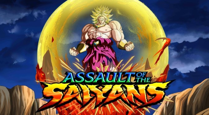 (C506) Nueva expansión de Dragon Ball-Assault of the Saiyans