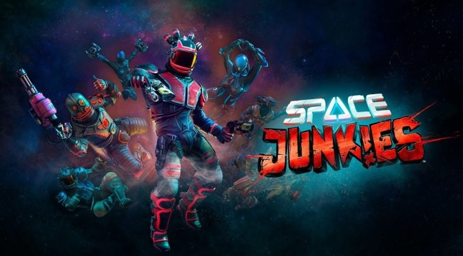 La beta abierta sin VR de Space Junkies inicia el 25 de Julio en Uplay