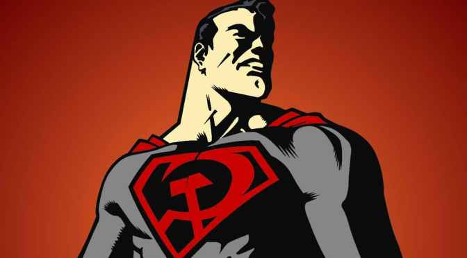 (C506) Superman: Red Son tendrá película en DC Universe