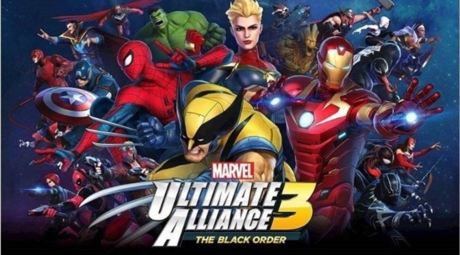(C506) Marvel Ultimate Alliance 3: noticias y notas internacionales