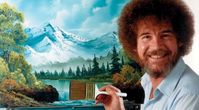 Solar-powered Body Knockers – Bob Ross