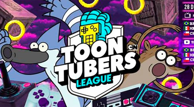 Blizzard y Cartoon Network te traen ToonTubers League Reto Overwatch