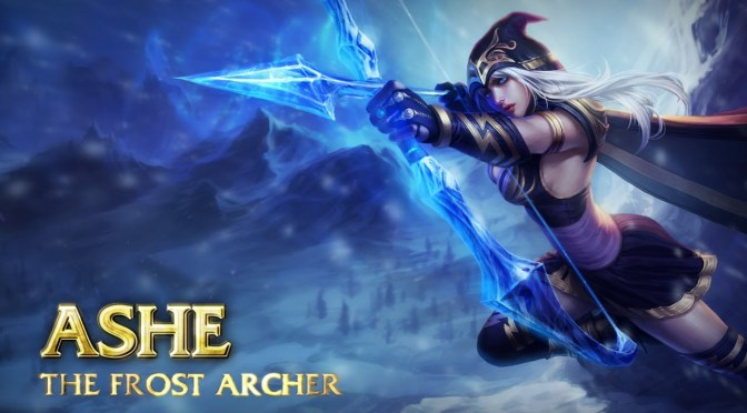 ¡Ashe, el primer comic de League of Legends llega a México por Panini Comics!