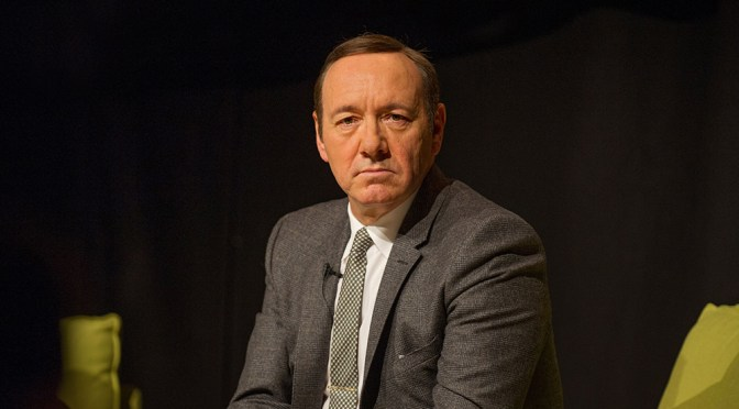 Alan Yentob in conversation with Kevin Spacey at JW3, London, Britain – 25 Nov 2013
