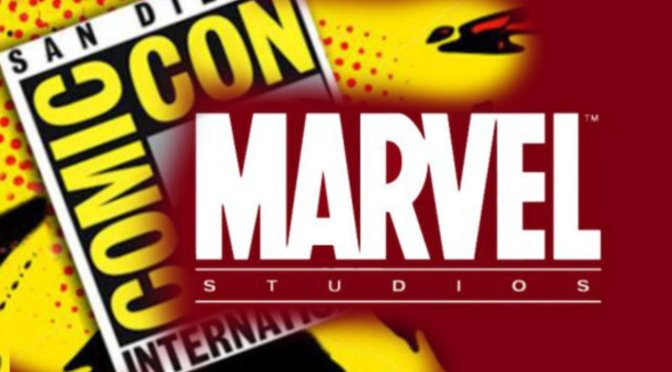 (C506) Marvel Studios: Confirmado Panel Comic Con