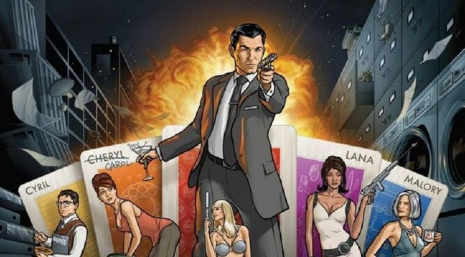 (C506) Archer tendrá temporada 11