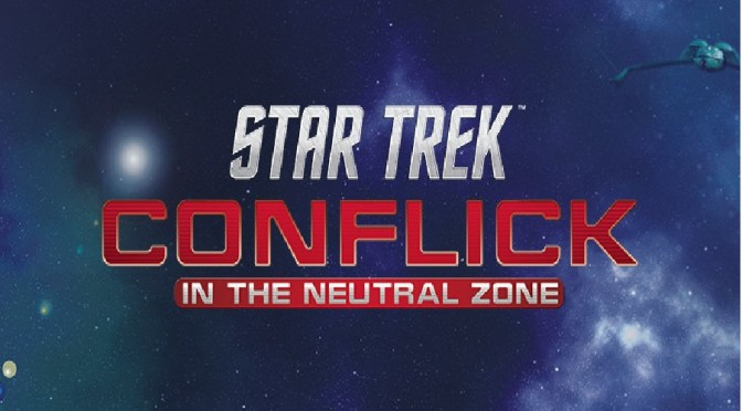 Available Now! Star Trek: Conflick in the Neutral Zone