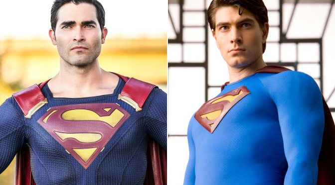 ¡Crisis En Tierras Infinitas! ¡Brandon Routh regresa como Superman!