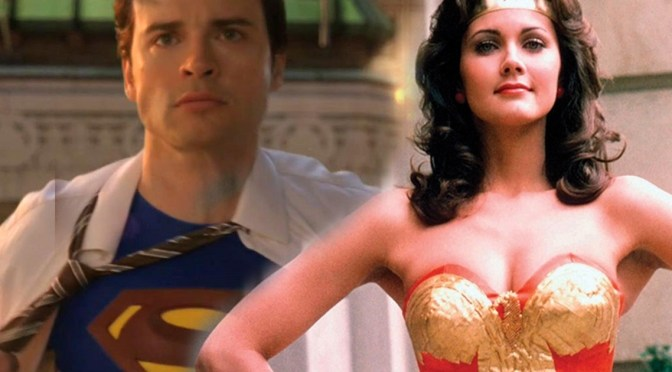 "(C506) Tom Welling, Lynda Carter! Todo listo para ""Crisis On Infinite Earths"""