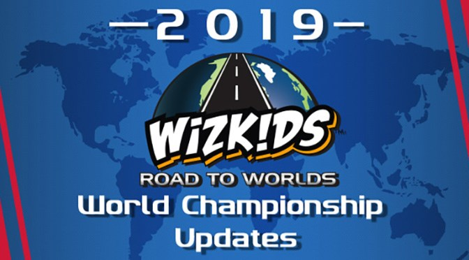 WizKids 2019 World Championship Announcement USA