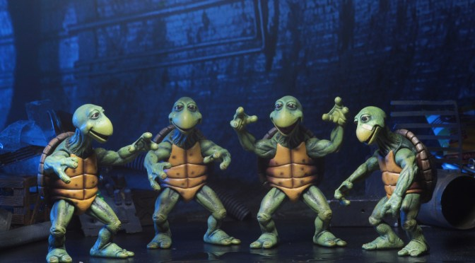 Shipping This Week – Aliens Series 14, 12″ Head-to-Tail Godzilla v2, 1/4 Scale Michael Myers, and Restocks of Quarter Scale Baby Turtles Set!