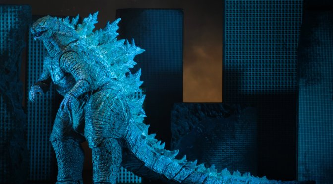 Now available in limited quantities 2″ Head-to-Tail –GodzillaV2!